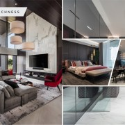 Marvelous apartment design to seclude from the world and get fresh feeling 2