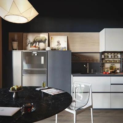Small kitchen for condominium