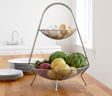 Two-tier-fruit-basket