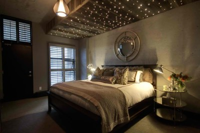 Star-like effects for your bedroom