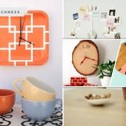 25 creative diy wall clock ideas you can make 5