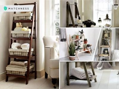 30 tier ladder shelves for any utilization 2