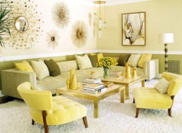30-sunny-yellow-and-green-upholstery-light-yellow-walls-for-a-summer-inspired-living-room
