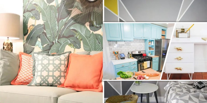 45 diy ideas to redecorate your old home fi