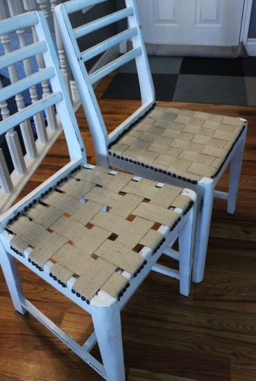 Diy-jute-chair-seat