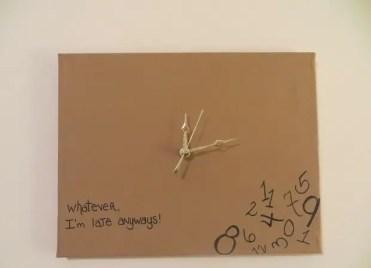 Diy-whatever-im-late-anyways-clock