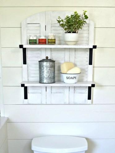 Diy-shelves-over-the-toilet-from-shutter-windows-1