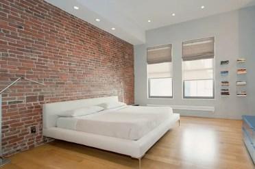 Exposed-brick-wall-idea-for-a-stylish-minimal-bedroom