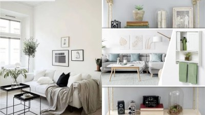 Have these 30 simple furniture ideas to give more space impression fi