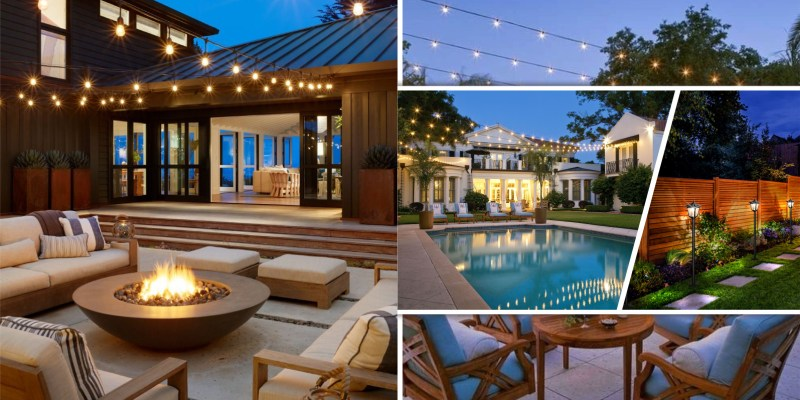 Low-cost lighting ideas to glow up your great outdoors2