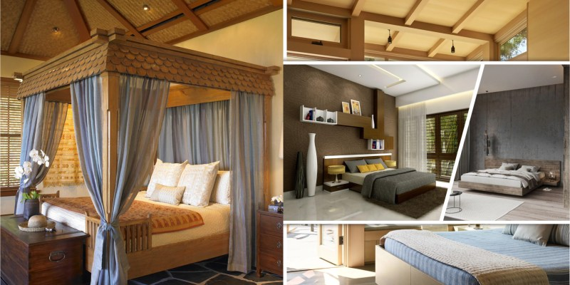 Make your own sanctuary with these amazing modern wooden bed design 2