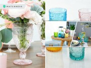 Special collection of vintage colored glassware you can buy 2