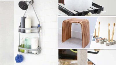 Terrific accessories ideas to level up your minimalist bathroom 5