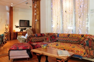 Easy-cheap-sofa-cover-ideas-colorful-covers-ethnic-motif