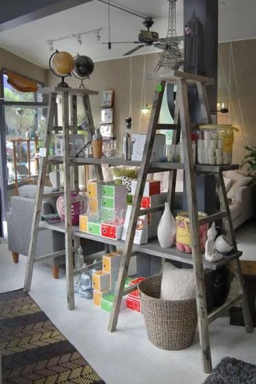 Market-ladder-sheves