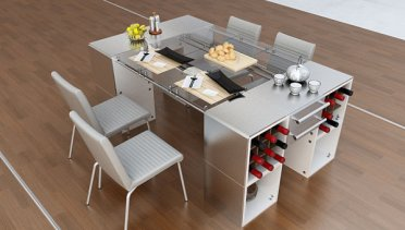 Multifunctional-dining-table