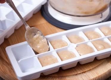 Pancake-ice-cubes