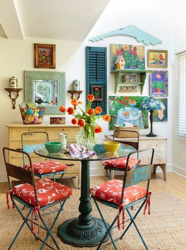 1-bright-and-beautiful-shabby-chic-dining-room-full-of-color
