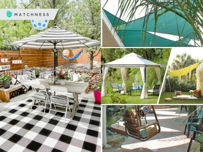15 best backyard shades to avoid too strong sun exposure during summer2