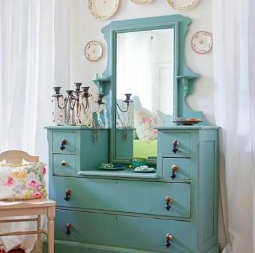 19-aqua-colored-dresser-used-for-accessory-storage