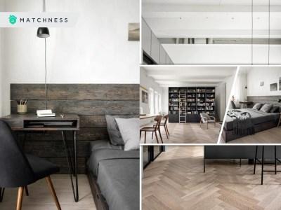 Gorgeous apartment with sleek interior that impressive for work-life balance2