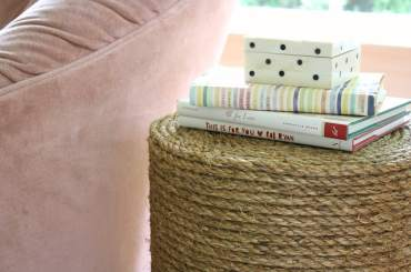 Rope-side-table
