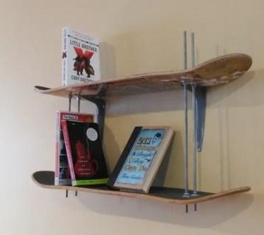 Unique-skateboard-wall-shelf