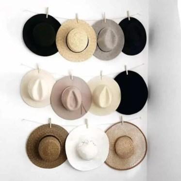 Diy-clothing-line-hat-rack
