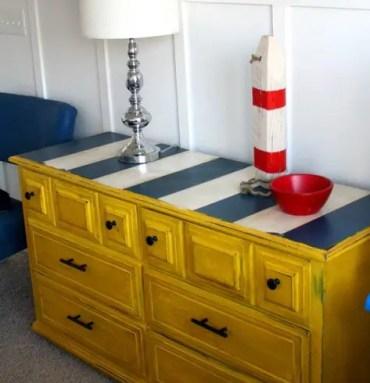 Dresser-with-stripes