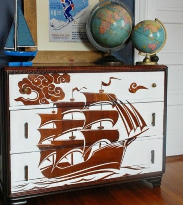 Ship-decal-for-dresser