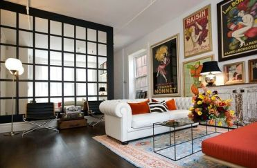 30-ideas-for-decorating-wall-with-posters-a-vintage-atmosphere-in-modern-interior-design-9-434