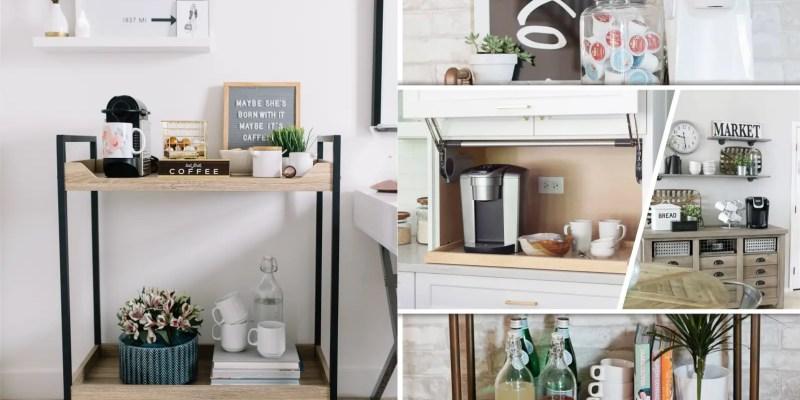 40 your own coffee bar installation ideas2