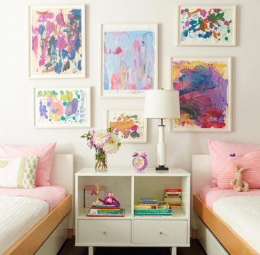 Abstract-room-wall-designs