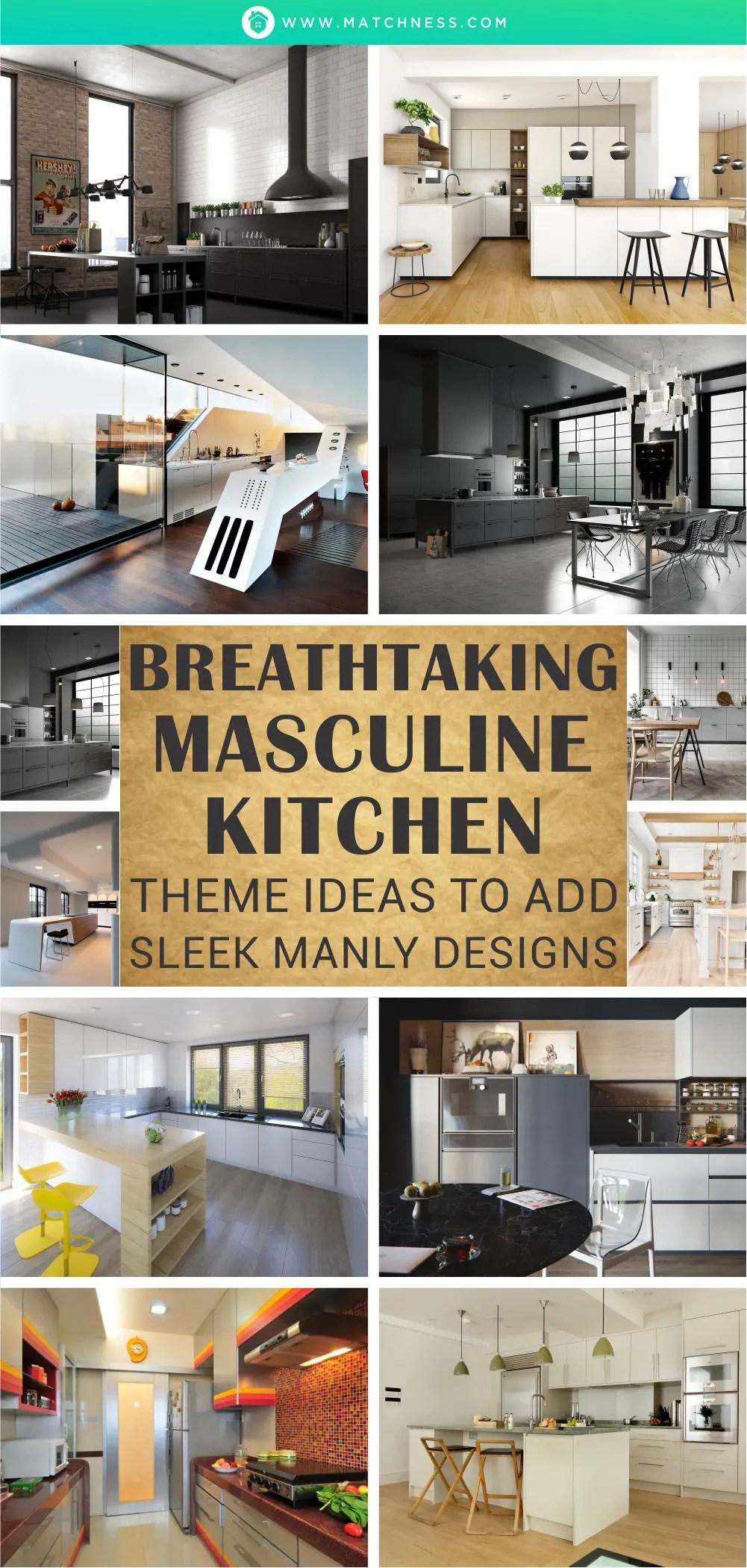 Idee-tema-cucina-maschile-mozzafiato-per-aggiungere-design-elegante-maschili1