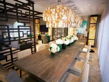 Capiz-shell-lampadario-idee-sala-da-pranzo-idee-decorazione-open-plan-soggiorno