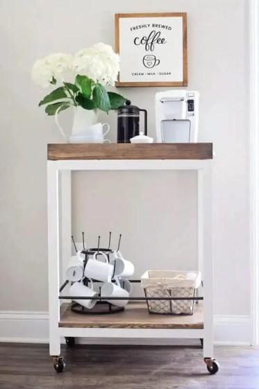 Coffee-cart-station-idea