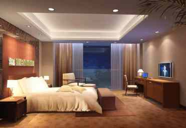 Dimming-lights-in-bedroom