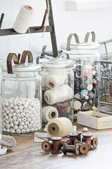 1-keep-craft-supplies-in-apothecary-jars