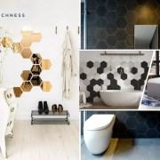 15 pretty hexagonal shape applications to your home decor needs2