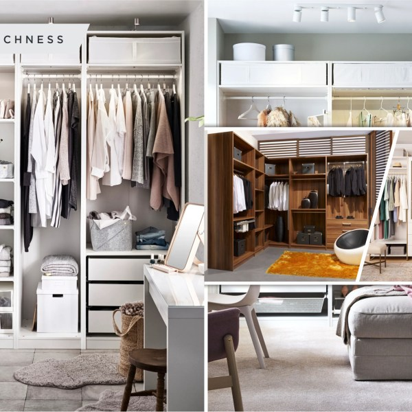 20 effective ideas for your wardrobe partition2