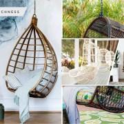 45 best hanging rattan chair installations2