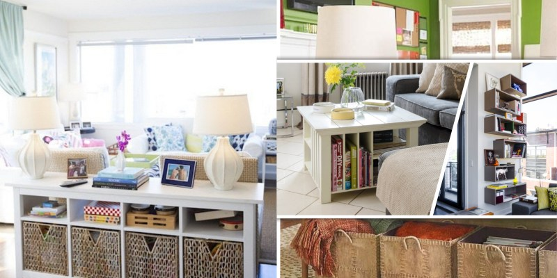 Maximize your small living room space with these 45 hack ideas2