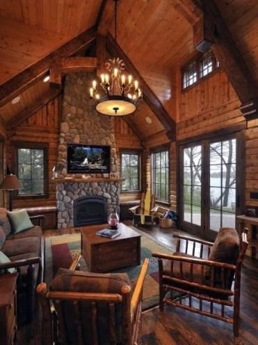 Interior-design-ideas-log-cabins