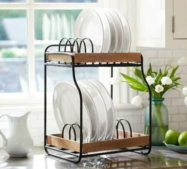 Modern-and-minimalist-dish-drying-rack-ideas