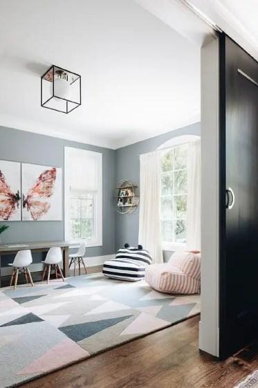 Playroom-with-pastel-geometric-rug