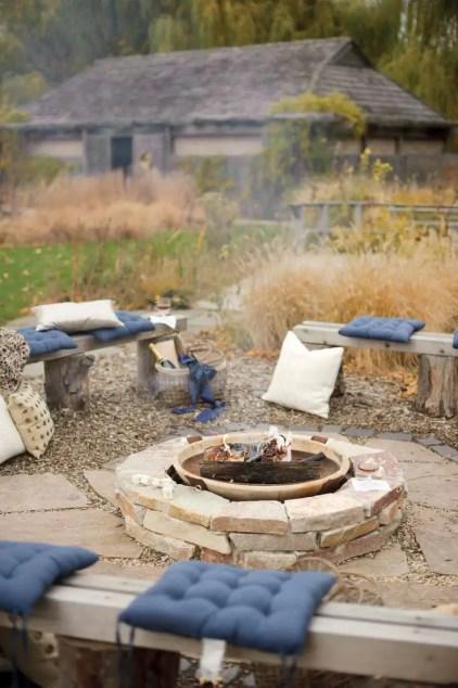 22-round-firepit-area-ideas-homebnc