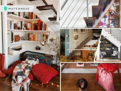 45 under the stair nook decoration ideas2