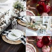 50 tablescape decors with autumn designs concept2