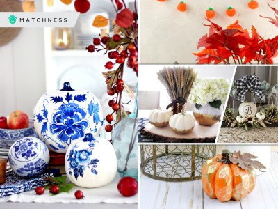 How to make diy pumpkins to complete your autumn home concept2