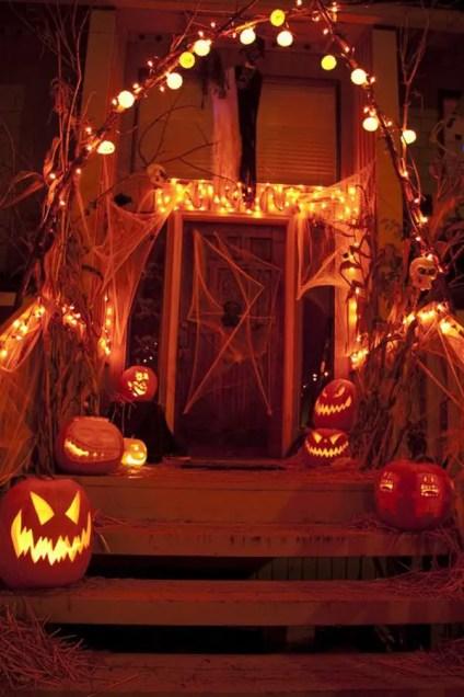 Best-diy-halloween-front-door-lighting-ideas
